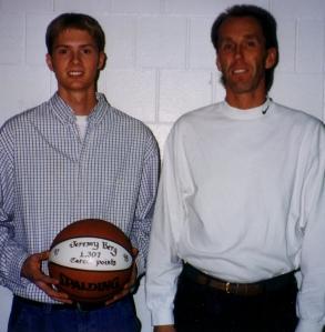 Coach Dahl and I