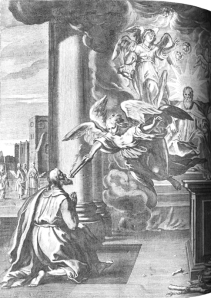 Isaiah in the Temple (Isaiah 6)