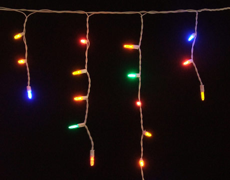 No String Xmas Lights : Christmas Lights: Life in a Closed Circuit Community DAILY ILLUMINATION Jeremy Berg