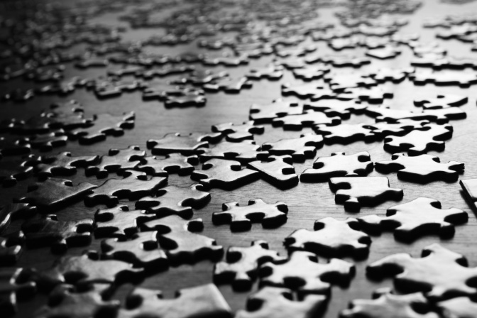 Puzzle Pieces & Box Covers