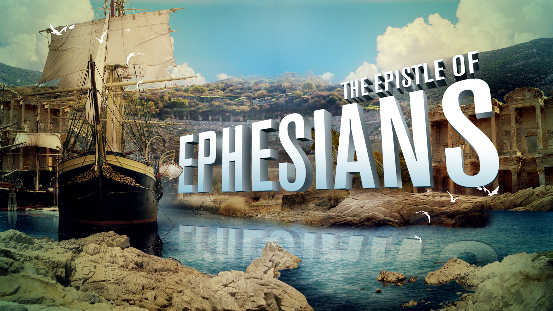 Letter To The Ephesians Chapter