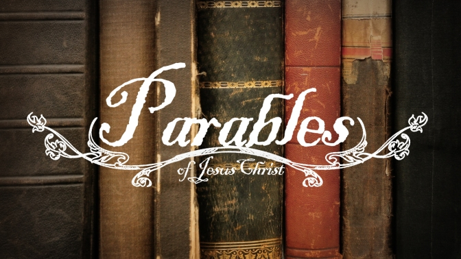 PARABLES: Let's Party 3 (Matt. 22:1-14)