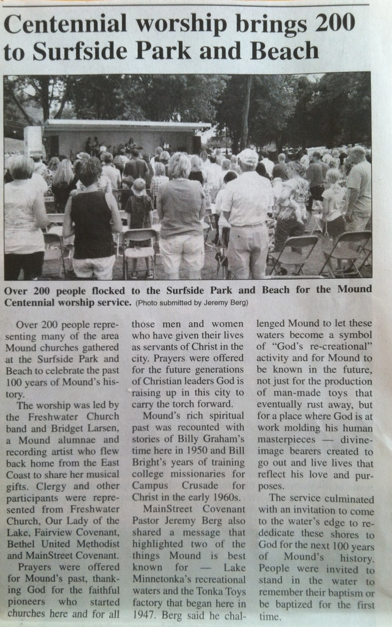 Centennial Article