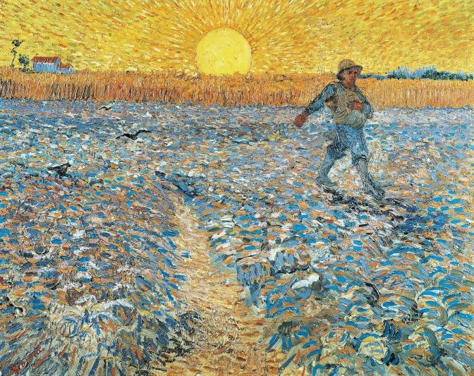 Starry Night on the Prairie (10.7.14)