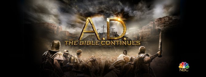 Why the A.D. Series is 'Must See TV'