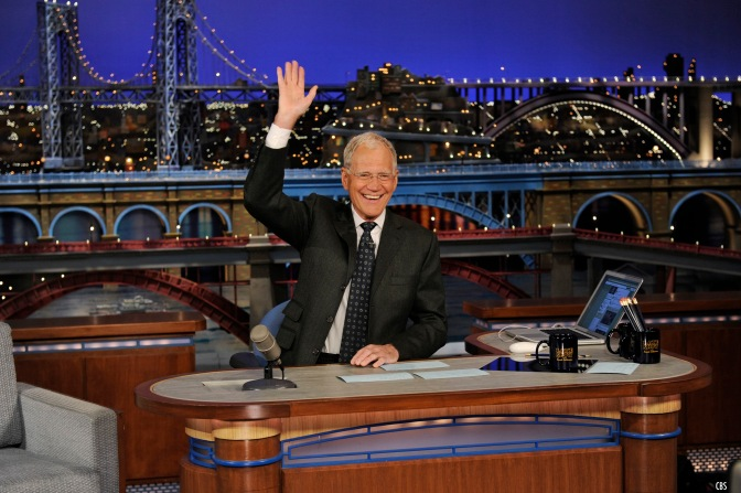 Good Night David Letterman