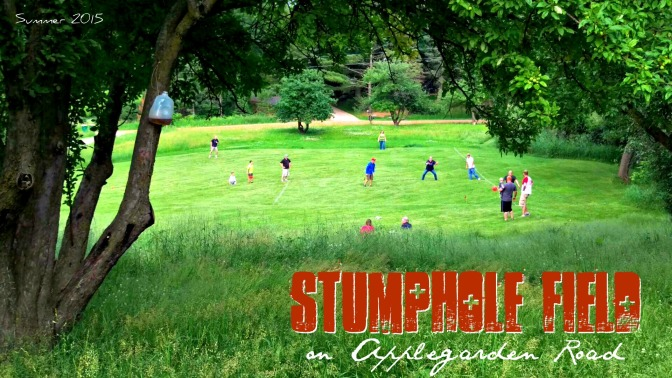 Welcome to Stumphole Field!