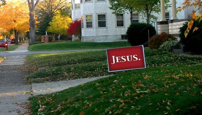 Political Fervor & Christian Apathy