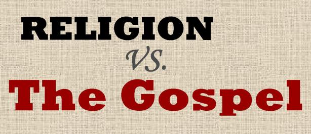 Nic @ Night 3: Religion vs. Gospel