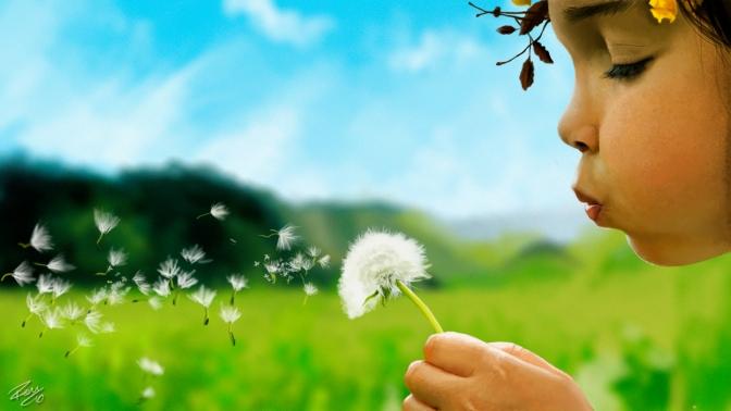 Dandelions: A Modernized Parable