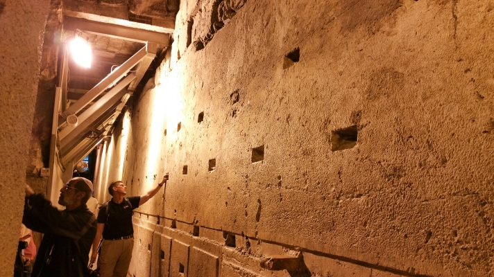 Western-Wall-Tunnel-Largest-Known-Stone-in-Herodian-Wall-600-Tons-50-feet-in-length